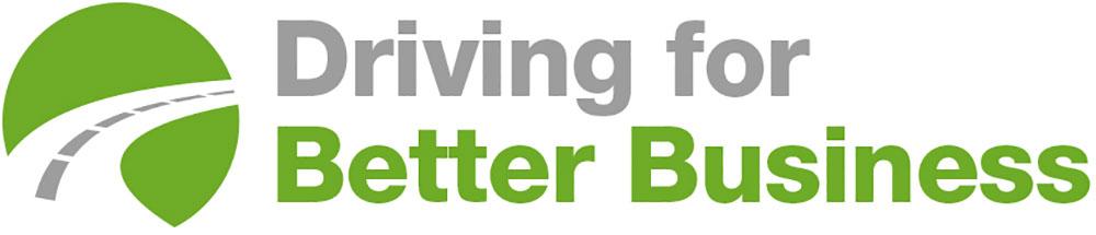 Driving for Better Business Logo