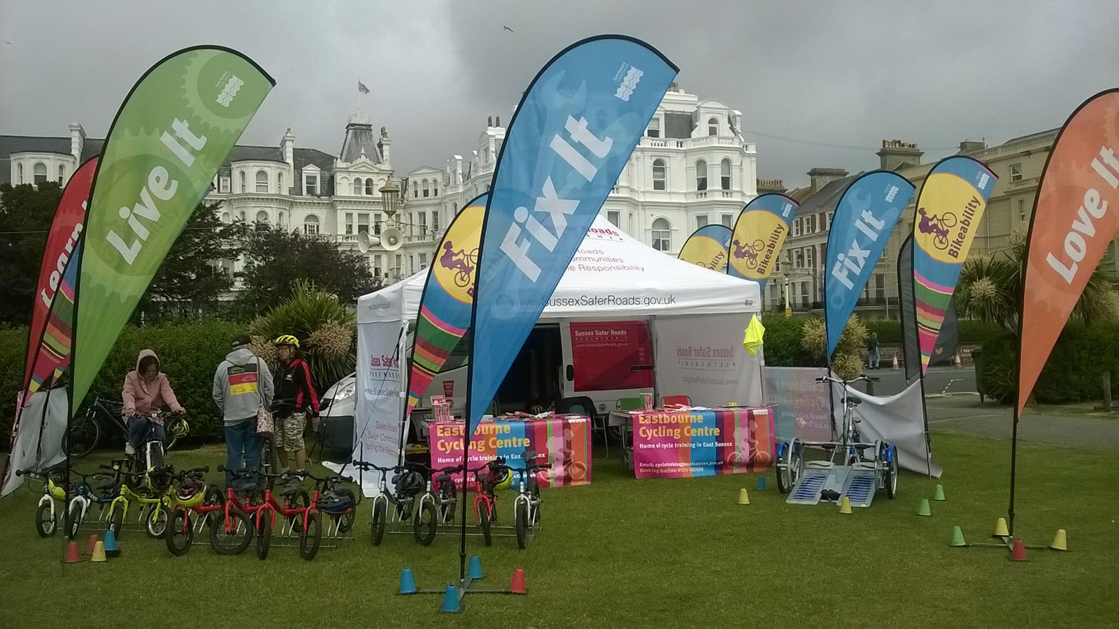 Eastbourne Cycle Festival